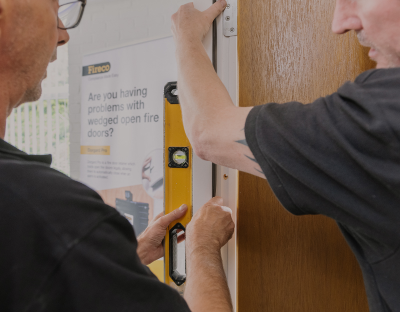 Exclusive Q&A with The Fire Door Inspector